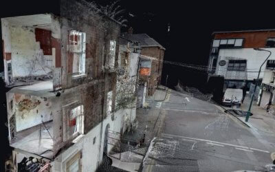 The detail of the Point Cloud Survey