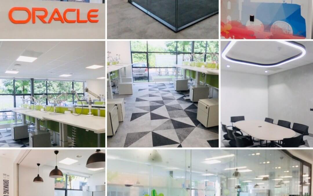 Practical Completion Reached at ORACLE Parkmore, Galway!
